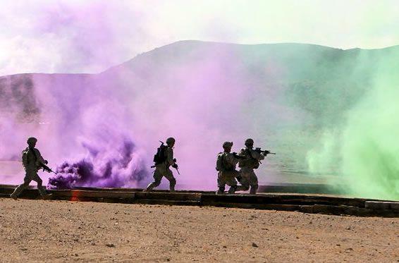 armysoldierssmoke
