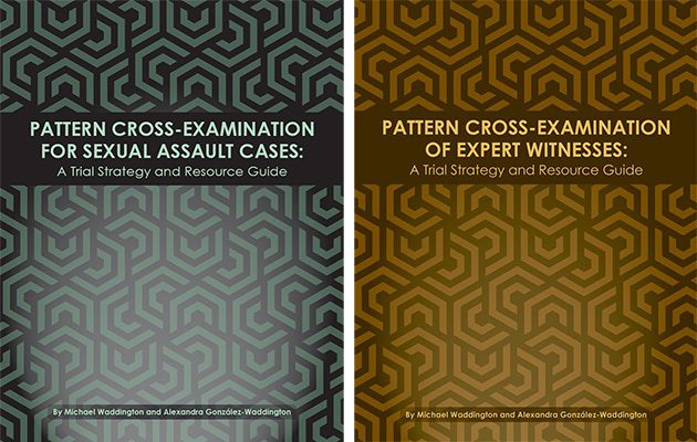patern cross for sexual assault and forensic experts
